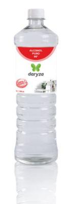 ALCOHOL PURO 96° X LT - DARYZA
